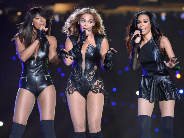 Destiny's Child Reportedly Reuniting At Coachella Tonight