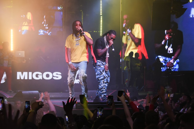 Drai's LIVE Presents Migos at Drai's NightclubLasVegas_Credit_TonyTranPhotography 3