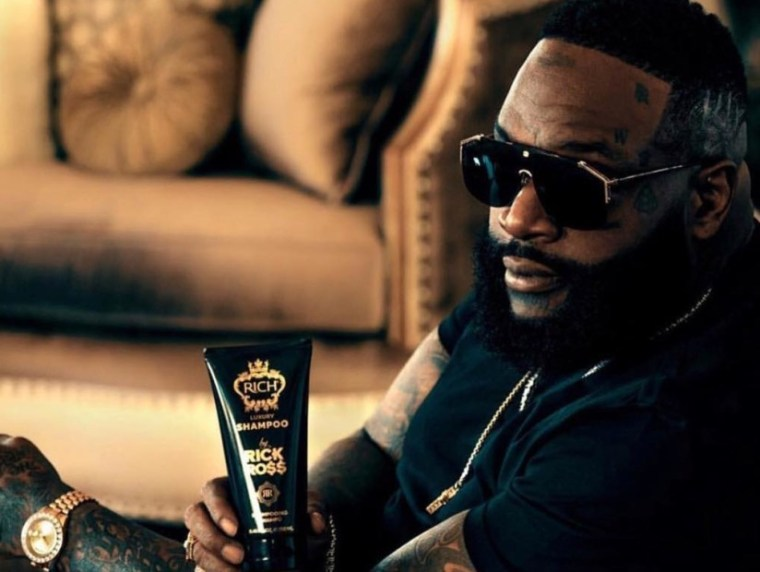 #BossUp: Rick Ross Unveils RICH By Rick Ross Collection