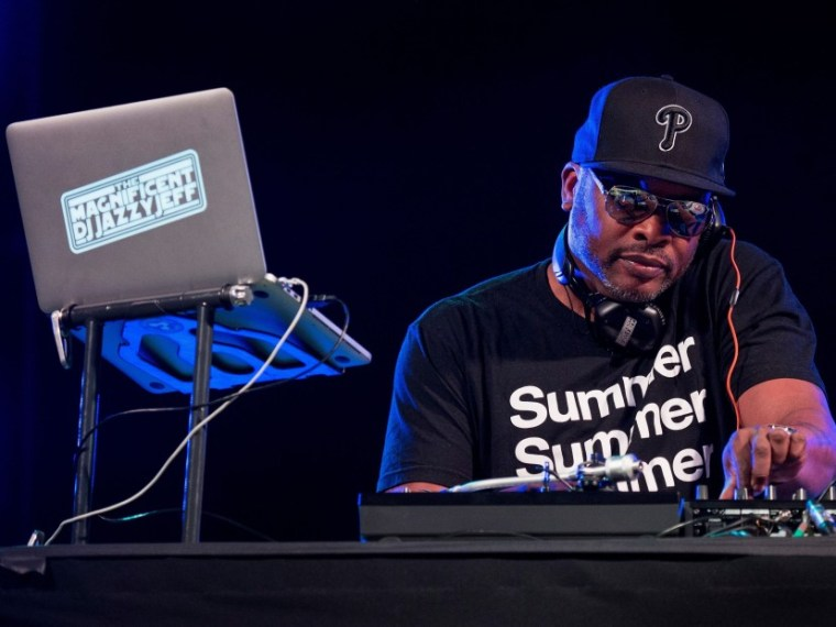DJ Jazzy Jeff Thinks Music Is Best It's Ever Been