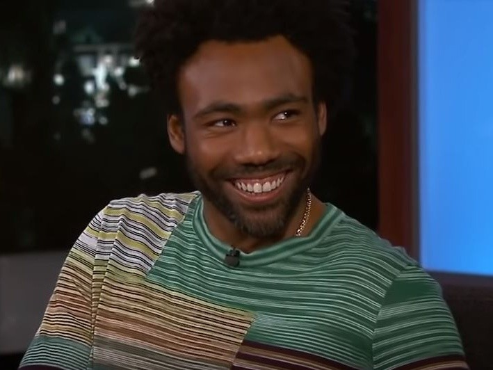 "Donald Glover Hasn't Been Online Since ""This Is America"" Came Out"