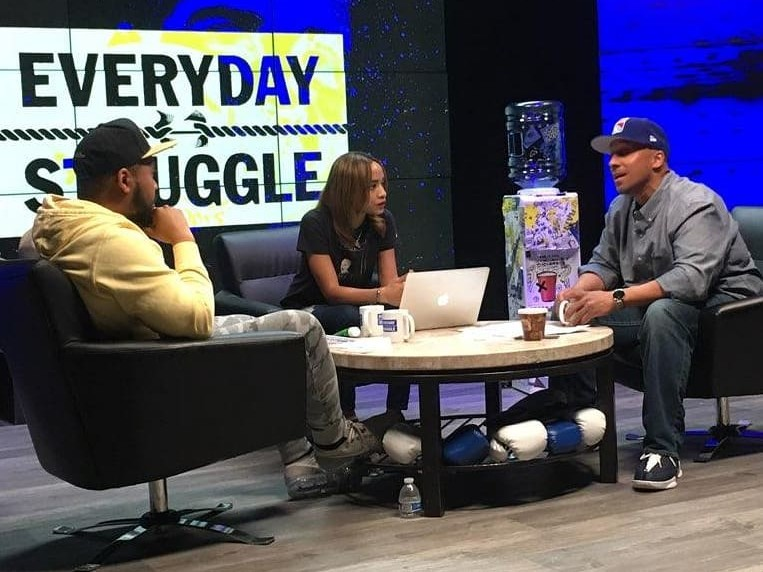 "STAR Departs Complex's ""Everyday Struggle"""
