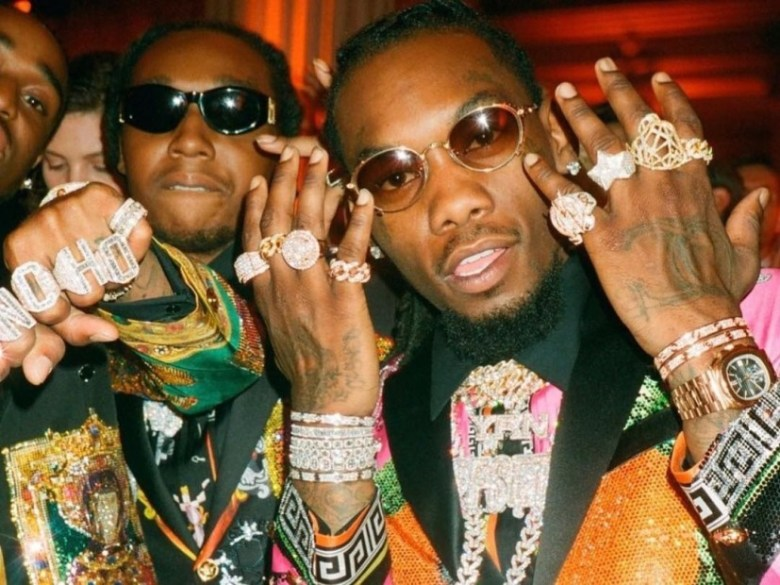 Police Looking Into Offset's Car Crash