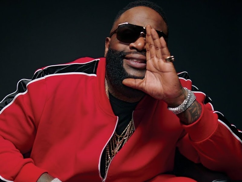 """Judge Determines Rick Ross Can Rap All Over 50 Cent's """"In Da Club"""" If He Wants"""