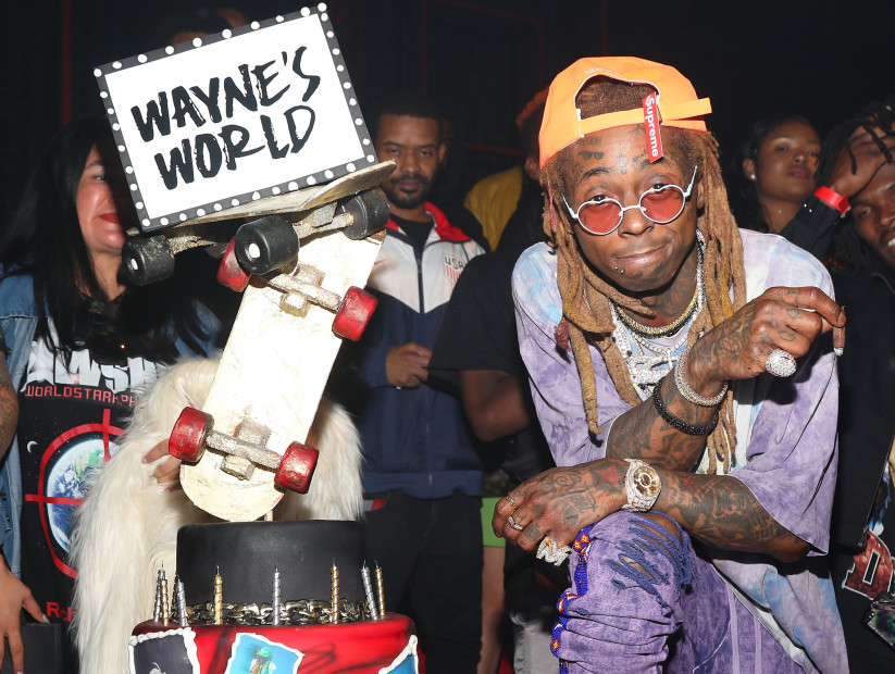 """Special Delivery: Lil Wayne's """"Uproar"""" Dance Challenge Is A Thing"""