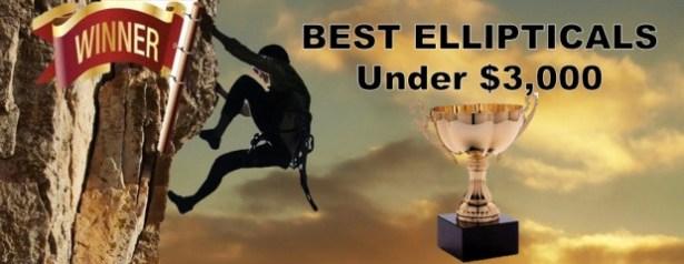 Best Elliptical Machines Under $3000 in 2014