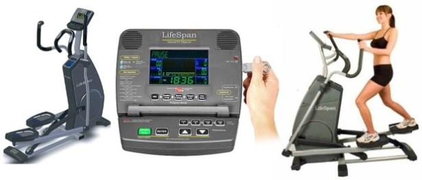 LifeSpan EL3000i Elliptical Trainer | LifeSpan Fitness EL3000i