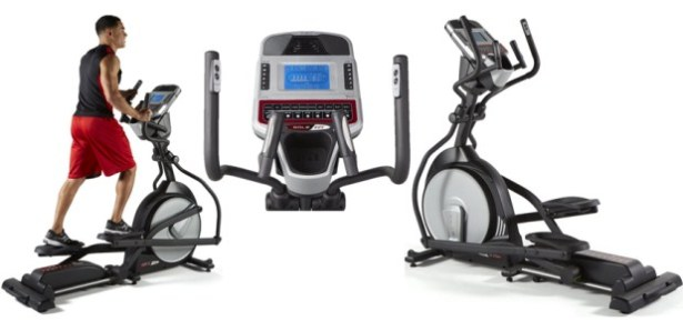 Sole E25 Elliptical | Sole Fitness E25 Elliptical