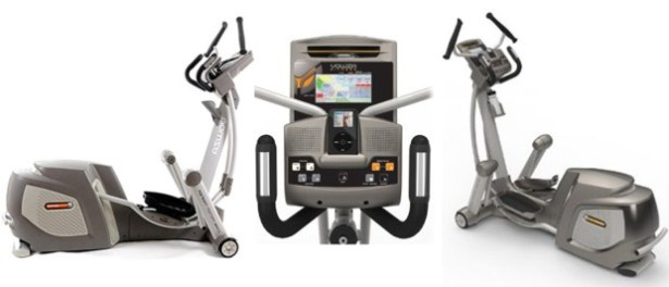 Yowza Captiva Elliptical Trainer