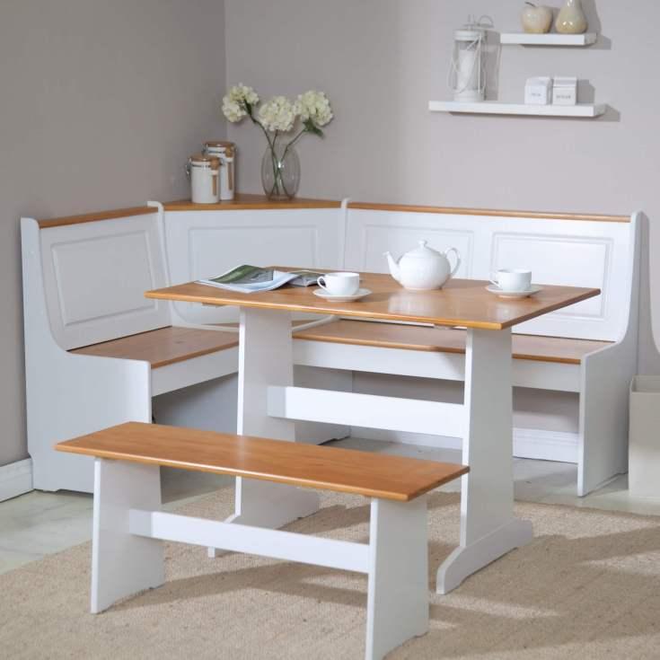 wow! 30 space-saving corner breakfast nook furniture sets (2018)