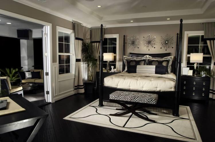 50 Beautiful Photos Of Design Decisions Glamorous Black White Green Bedroom Ideas Wtsenates Info