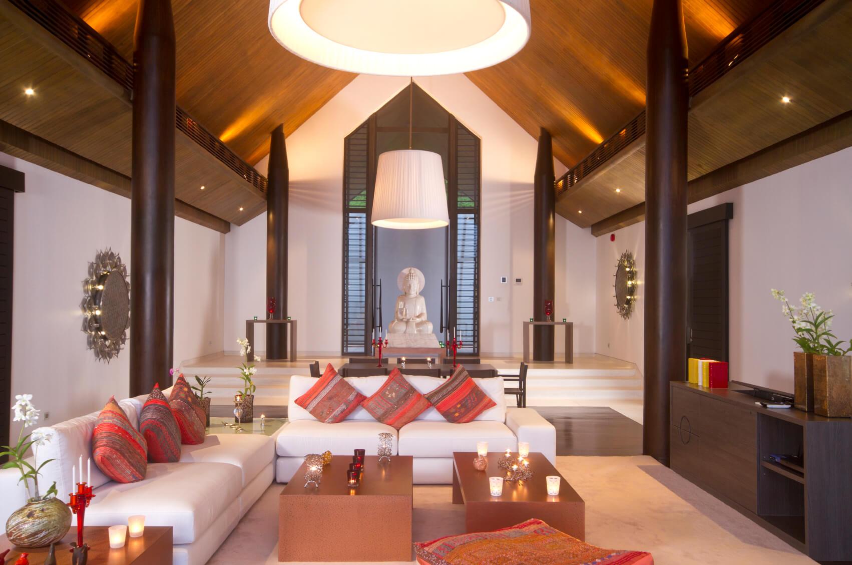14 Stunning Asian Living Room Ideas
