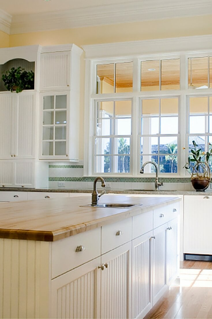 Best White Kitchens 2017
