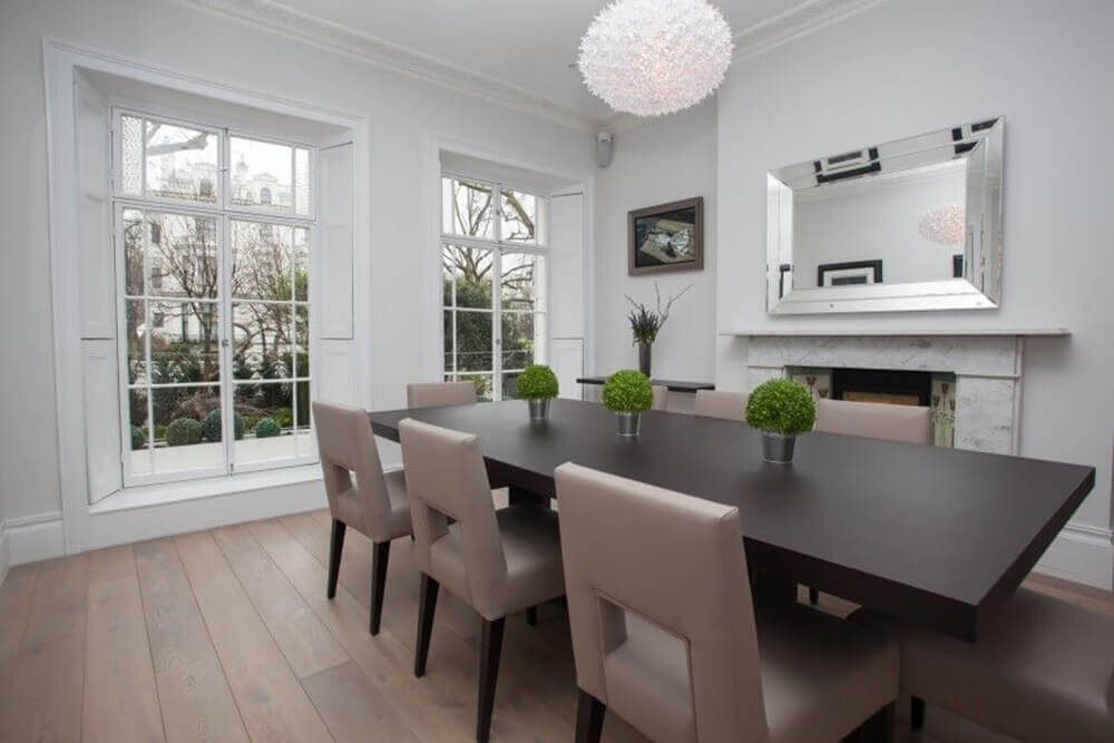 25 Top Dining Room Designs (2016 Edition