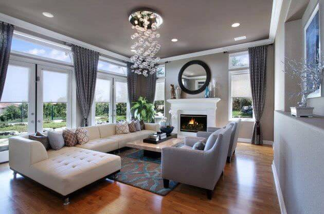 Image Result For How To Decorate A Living Room With Light Gray Walls
