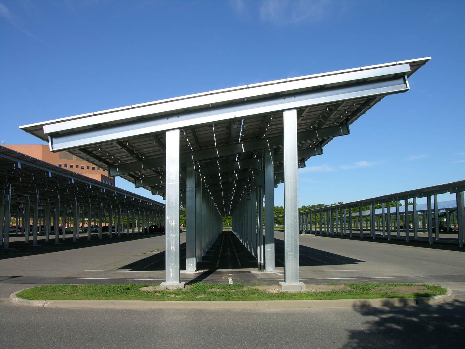 solar carports commercial solar