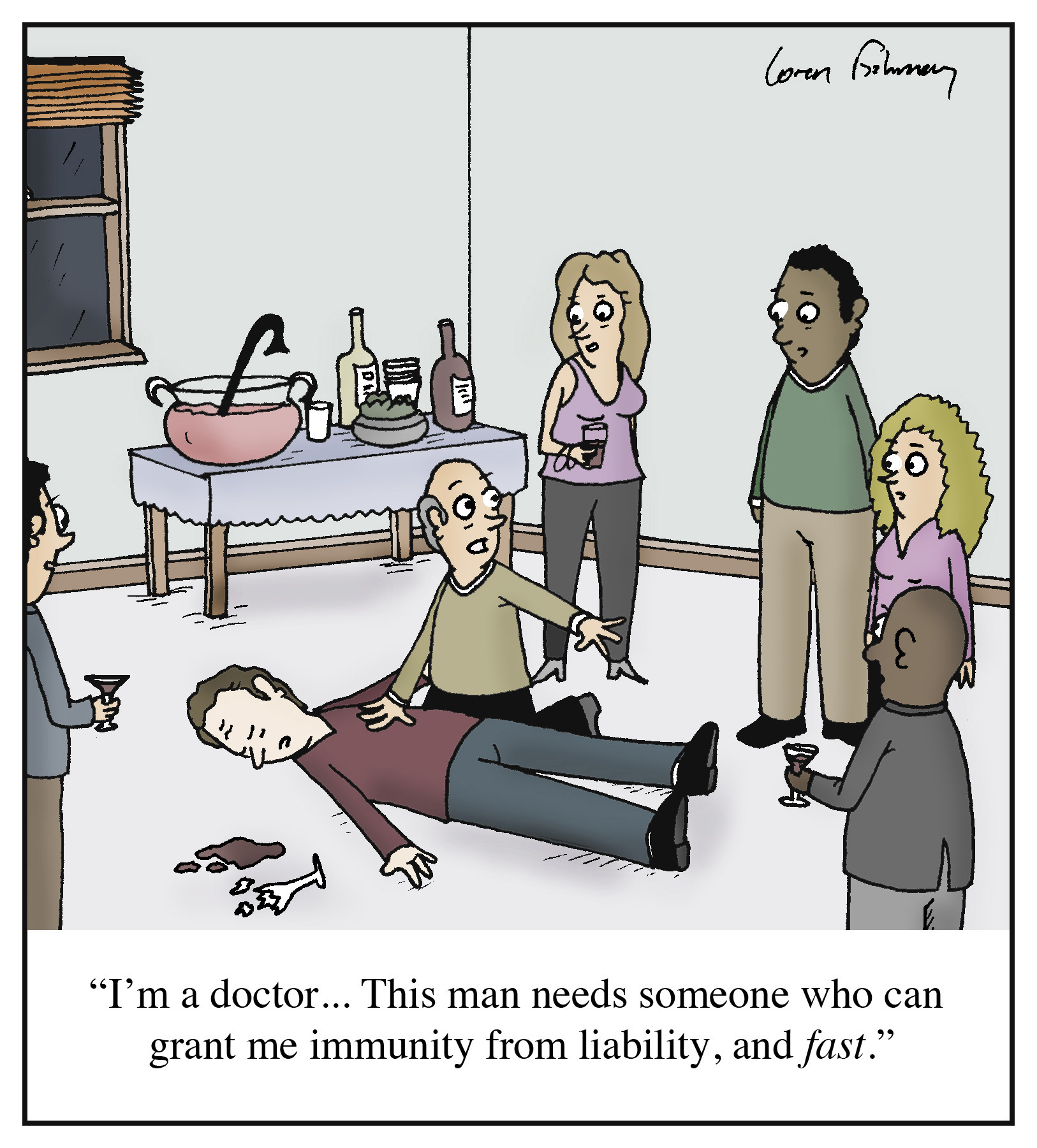Ems Medical Cartoons Funny