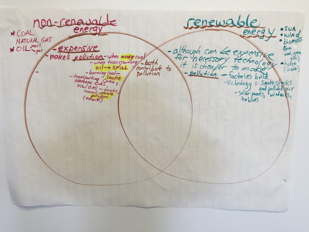 Renewable And Nonrenewable Venn Diagram