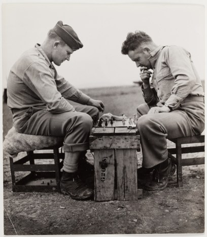 Image result for soldiers playing chess picture