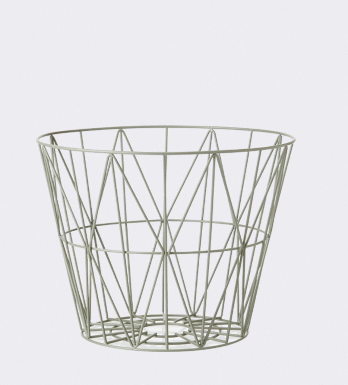 Northern Europe From Ferm Living With A Top Wire Basket