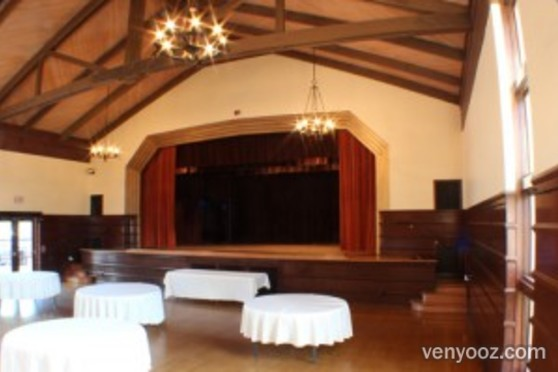 Grand Hall At Clunie Community Center Sacramento Ca