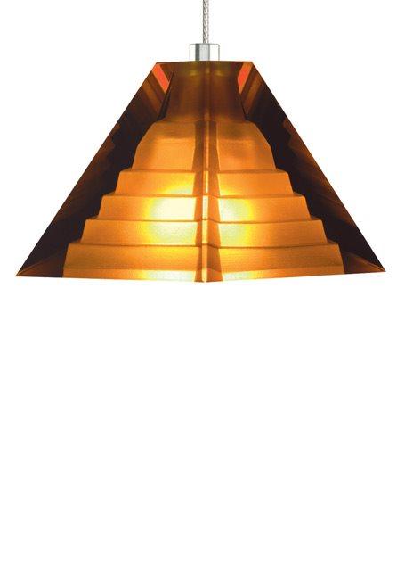 Tech Lighting Pyramid Pendant
