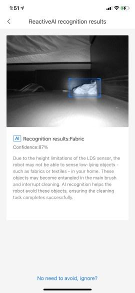 Roborock Reactiv AI
