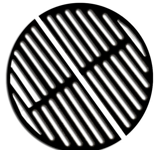 15 Round Log Grate For Chiminea Fire Pit