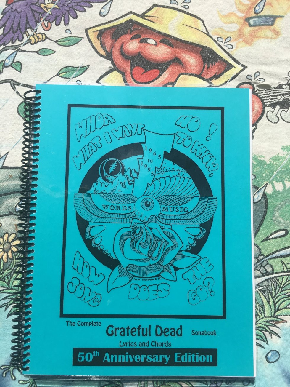 The Complete Grateful Dead Songbook
