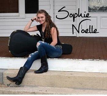 Self-Titled 4 Song EP Sophie Noelle 00002