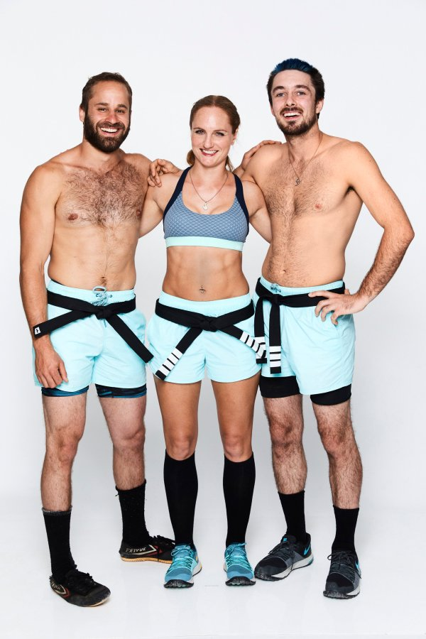Black Belt Buddies - Australian Spartan - Studio