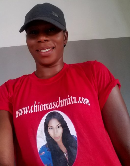 Chioma Schmitz Tshirt [red] 00000