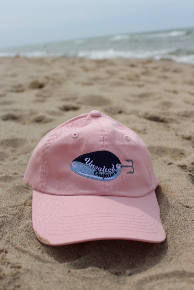 Embroidered Pink Short Hat 00003