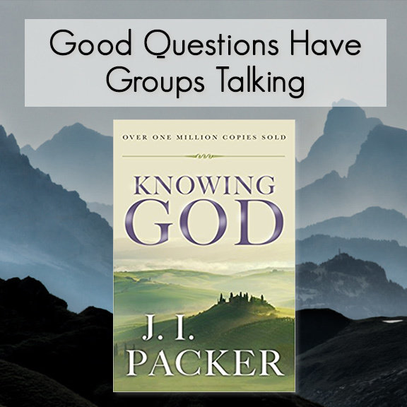Knowing God -- Good Questions Bible Study 00000
