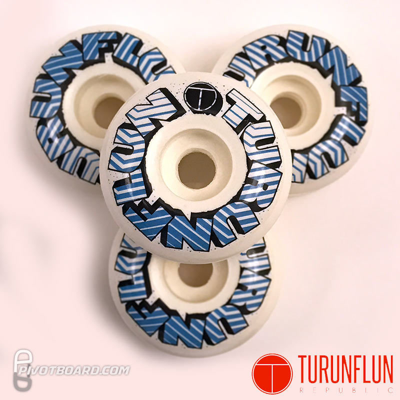 Turunflun Republic Streetboard Wheels 60mm 102a