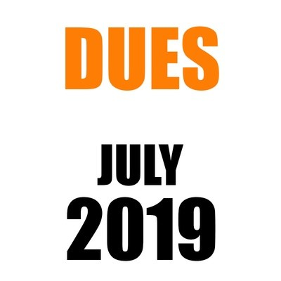DUES | July 2019