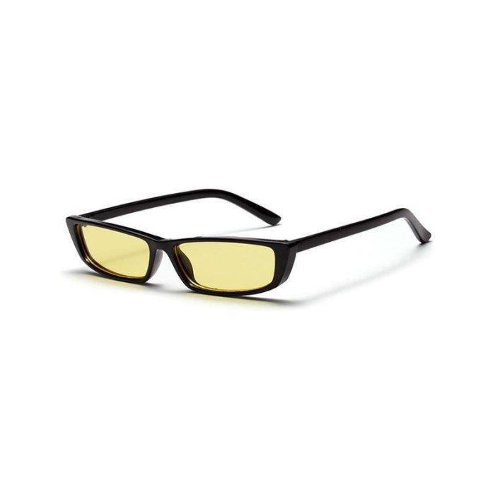 Maria Vintage Sunglasses_yellow