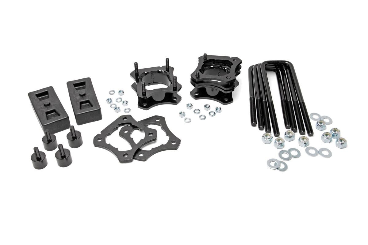 Rough Country 2 5 3 Inch Suspension Lift Kit For 07 20