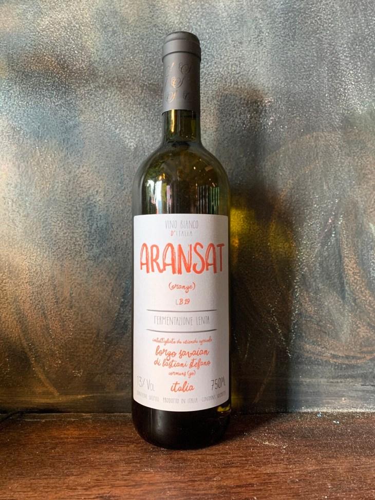 Aransat Orange Pinot Grigio Sauvignon Blanc