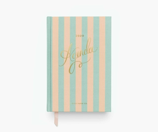 2020 Cabana Hardcover Planner