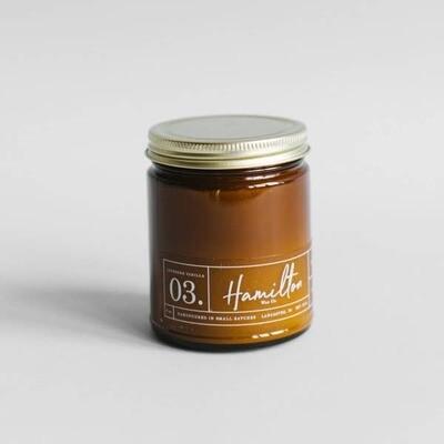 Lavender Vanilla Jar Candle
