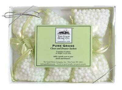 Pure Grass Closet & Drawer Sachets