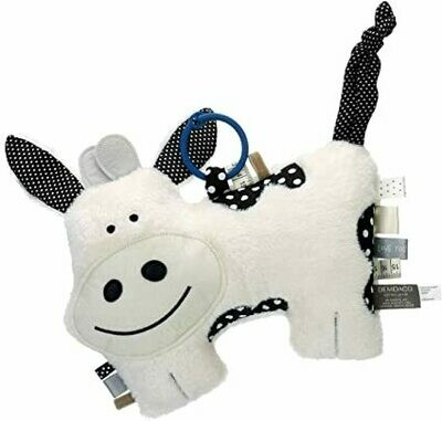 Cow Activity Stuffed Animal
