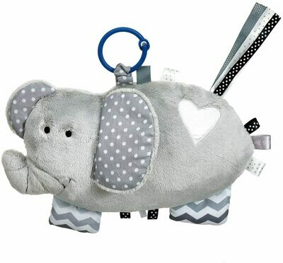 Elephant Activity Stuffed Animal