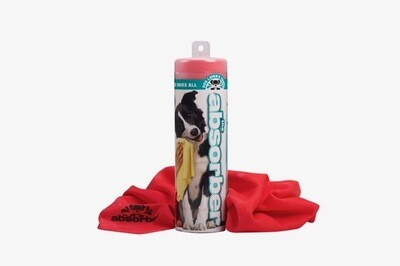 The Absorder Dog Lovers Towel
