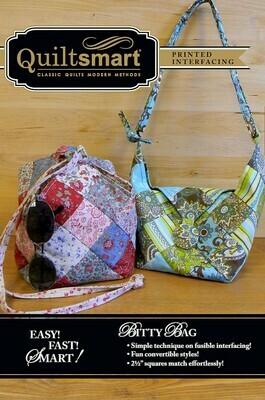 QS60054 Bitty Bag Interfacing