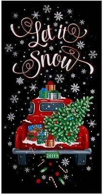 Let It Snow Panel (69)