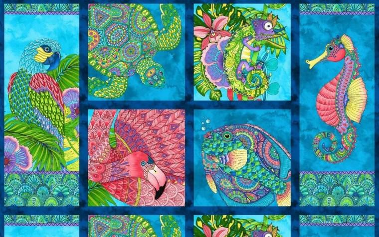 Paradise Falls Panels ( 73)