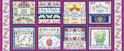 Gypsy Dreams Panel 110
