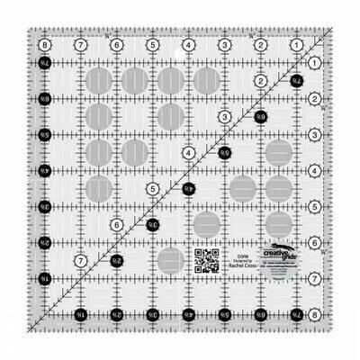 CGR 8 1/2 Square